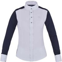 KINGSLAND VIOLET TECHNICAL WOMEN'S SHOW SHIRT