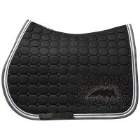 ENGLISH SADDLE PAD EQUILINE JOYCE CRYSTAL