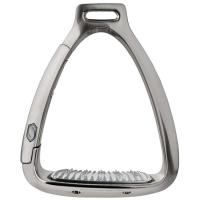 SAMSHIELD SHIELD'RUP SAFETY STIRRUPS IN ALUMINUM AND STEEL