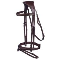 EQUILINE BRIDLE THAT CAN BE CUSTOMIZED TO YOUR LIKING, MODEL BJ300 - 3782