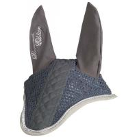 ANTI-INSECT EAR BONNET FOR HORSE DIAMONDS MODEL
