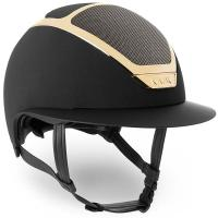KASK STAR LADY GOLD RIDING HELMET