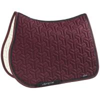 EQUILINE ENGLISH SADDLE PAD ICELY MODEL IN HYPOALLERGENIC COTTON