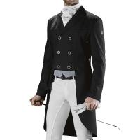 MAN DRESSAGE JACKET FRAC EQUILINE, model CANTER CUSTOMIZABLE