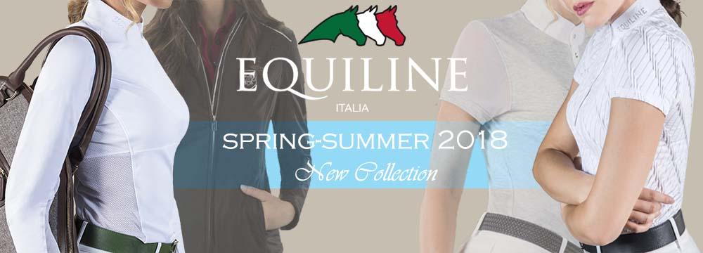 Equiline New Collection Spring/Summer 2018