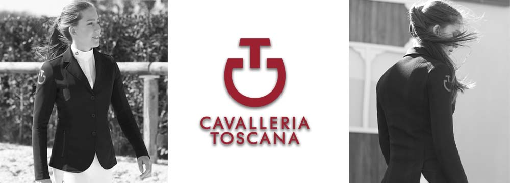 New Cavalleria Toscana R-Evolution Competition Jacket