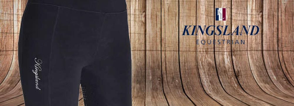New Katinka Leggins Pants by Kingsland: Last in Stock!