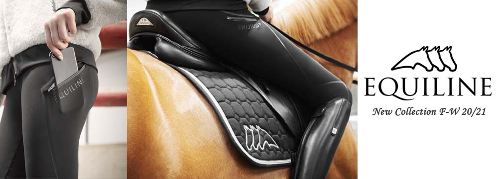 Equiline FW 2020/21 New Collection: available now!