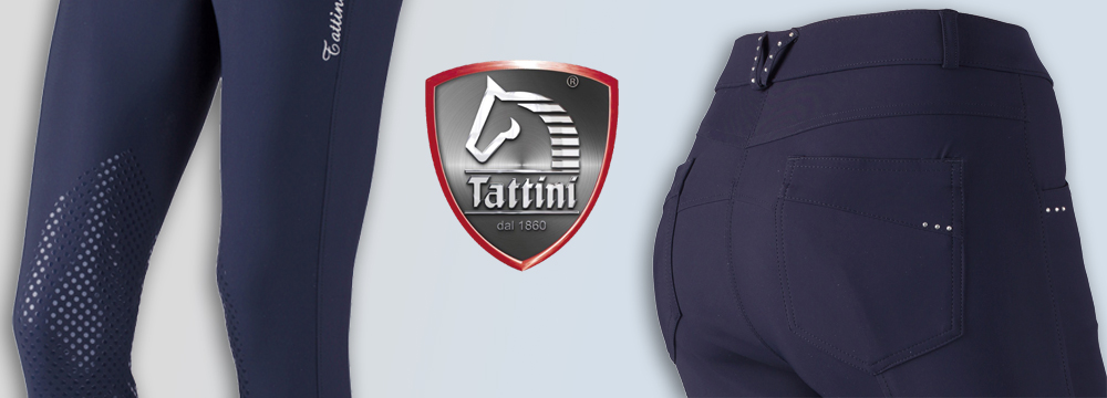 New Tattini Technical Breeches: what's your favourite color?