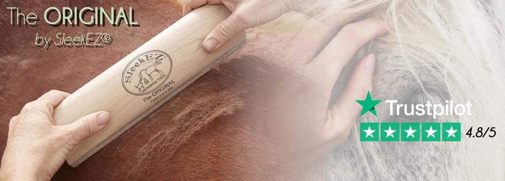 The Best Grooming Tools: here's SLEEKEZ, guaranteed Results!