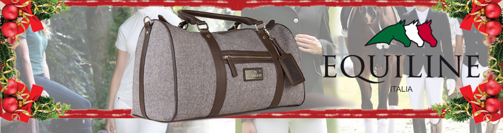Travel bag Equiline model Babs