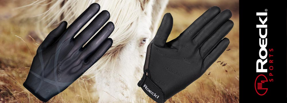 New Gloves Roeckl Summer Laila
