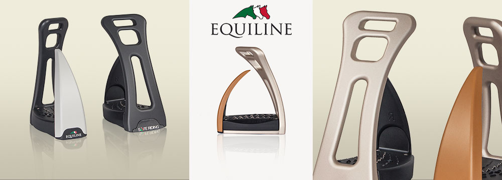 Innovative Equiline Stirrups Safe-Riding S1