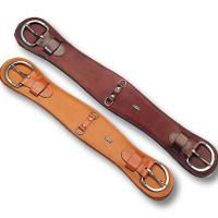 PIONEER LEATHER WESTERN GIRTH