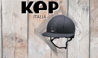 Kep Italia Helmet with Polo Visor!
